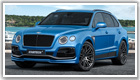 Bentley Bentayga Tuning