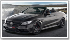 Mercedes-Benz C-class Cabriolet Tuning