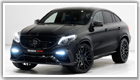 Mercedes-Benz GLE Coupe Tuning